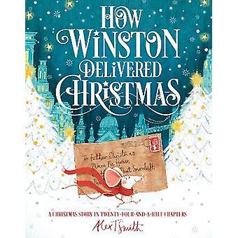 Hoe Winston Kerst een kerstverhaal in TwentyFourandaHalf hoofdstukken leverde