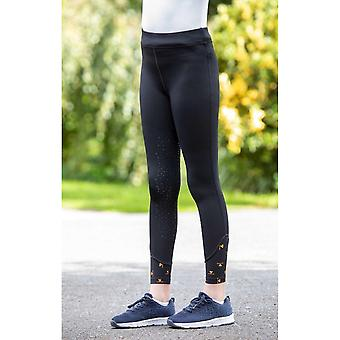 Aubrion Womens/Ladies Porter Horse Riding Tights