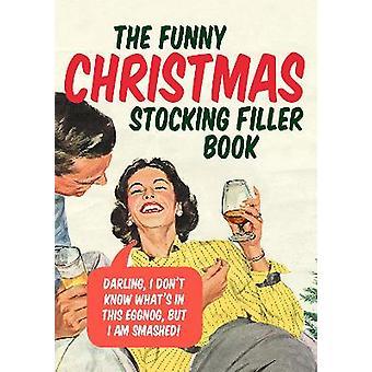 The Funny Christmas Stocking Filler Book Seasonal