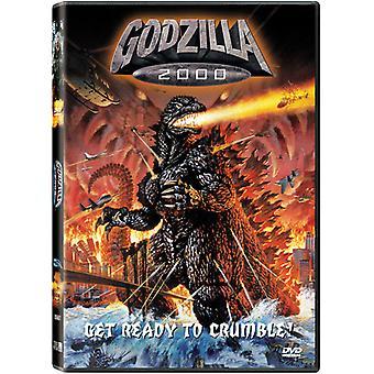 Godzilla 2000 [DVD] USA import