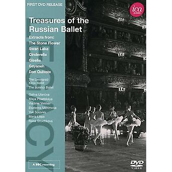 Legacy: Treasures of the Russian Ballet [DVD] USA import