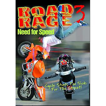Road Rage III: Need for Speed [DVD] USA import