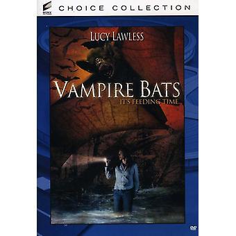 Importer des chauves-souris vampires [DVD] é.-u.