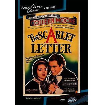 Scarlet Letter [DVD] USA import