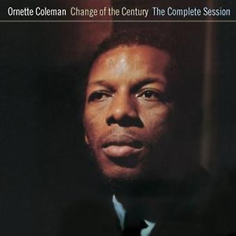 Ornette Coleman - changement de l'importation du siècle-les USA Session complète [CD]