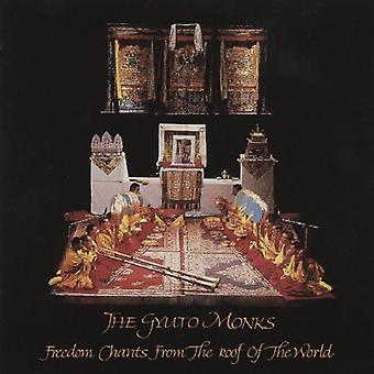 Gyuto Monks - Freedom Chants From the Roof of the World [CD] USA import