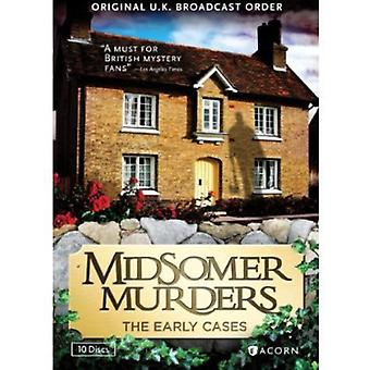 Midsomer Murders: The Early Cases Collection [DVD] USA import