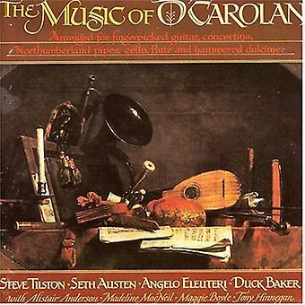 Musique de O'Carolan - musique de O'Carolan [CD] USA import