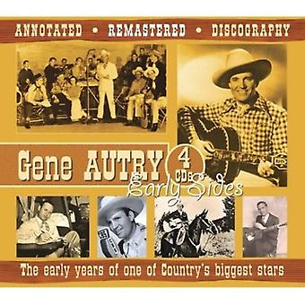 Gene Autry - Early Years of One Od Country's Biggest Stars [CD] USA import