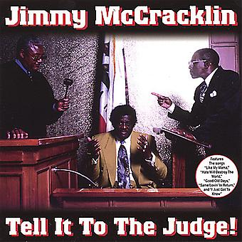 Jimmy McCracklin - Tell It to the Judge [CD] USA import
