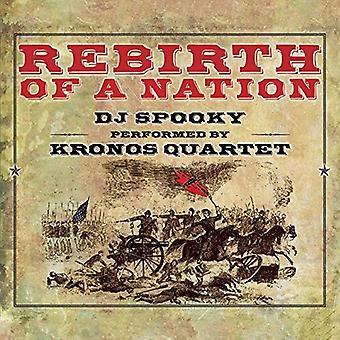 Miller / DJ Spooky / Kronos Quartet - Rebirth of a Nation [CD] USA import