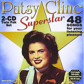 Patsy Cline - Superstar 48 Songs [CD] USA import
