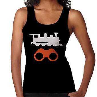 Trainspotting T2 symboler Kvinders Vest