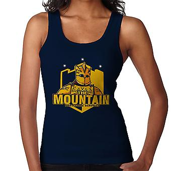 The Mountain Protective Services Gregor Clegane Game Of Thrones Women's Vest