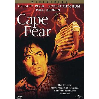Cape Fear (1962) [DVD] USA import