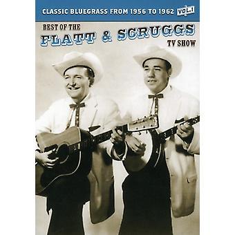 Flatt & Scruggs TV Show: Importer des USA Vol. 1 [DVD]