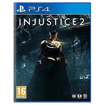 Injustice 2 (PS4) - New