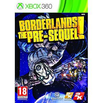 Borderlands La pré-suite! (Xbox 360) - Usine scellée