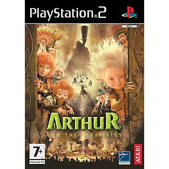 Arthur och Invisibles (PS2)-fabriken förseglad