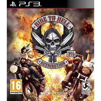 Kør til helvede Retribution (PS3)-ny
