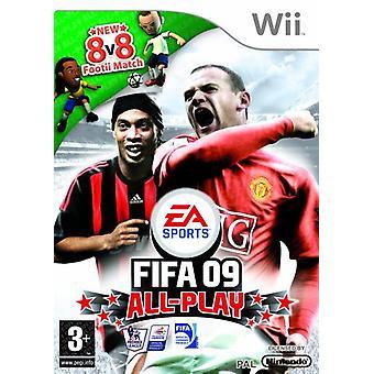 FIFA 09 All-Play (Wii)-nieuw