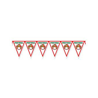 Portugal Fußball Bunting