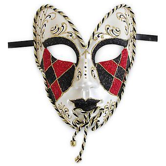 Értékes maszk Venezia Band Velence Carnival Mask
