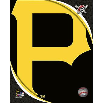 2018 Pittsburgh Pirates Team Logo Photo Print