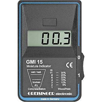 Indicador de umidade de 15 GMI Greisinger