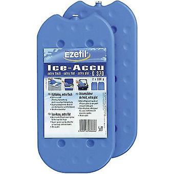 Ezetil 886820 IceAkku G370 kjøleelementer 2 stk. (s) (L x W) 245 mm x 130 mm