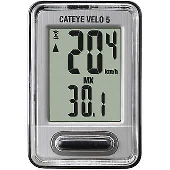 Cateye CC-VL520 Bike computer Cable + wheel sensor
