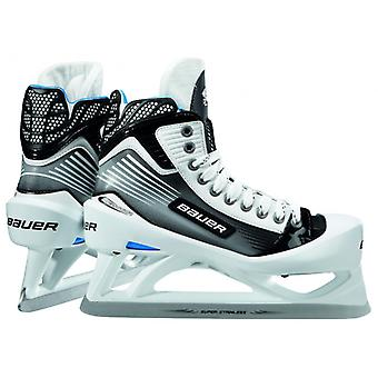 BAUER goalie skates reactor 6000 - senior - 10 d