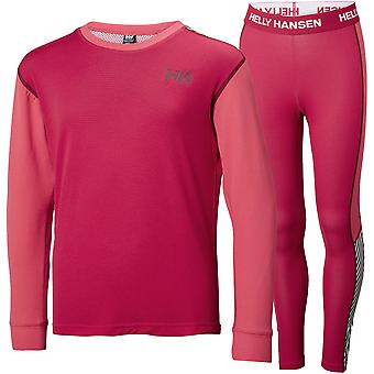 Helly Hansen Boys & Girls HHActive Wicking Baselayer Set