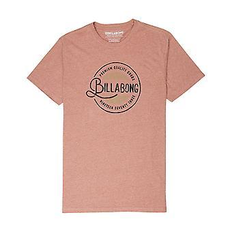 Billabong Plaza korte mouwen T-shirt in Hazel