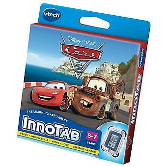 VTech Innotab oppimisen kasetti Disney Pixar Cars 2