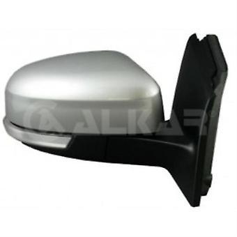 Højre førerspejl (elektrisk, indikator, pyt lampe) for Ford Focus MK3 11-17