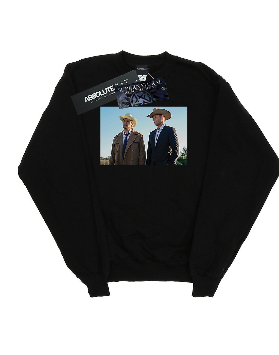 Supernatural Men's Stetson Boys Sweatshirt