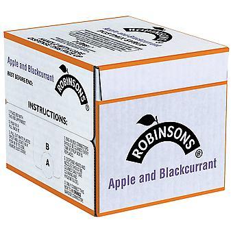 Robinson Apple & Blackcurrant Postmix Syrup