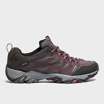 New Merrell Women's Moab FST GORE-TEX Walking Hiking Trainers Dark Grey (en)