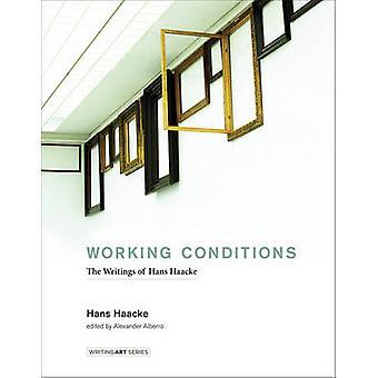 作業条件 - Hans Haacke によって Hans Haacke の執筆 - アレックス