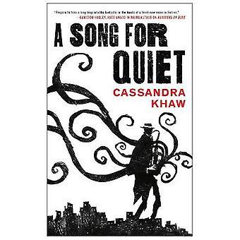 Een lied voor rust door Cassandra Khaw - 9780765397409 boek
