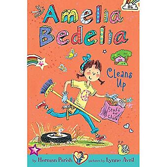 Amelia Bedelia chapitre livre #6: Amelia Bedelia nettoie