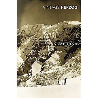 Annapurna: Första erövringen av en 8000-meters topp. Maurice Herzog