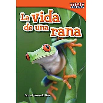 La Vida de una Rana = vie de la grenouille A