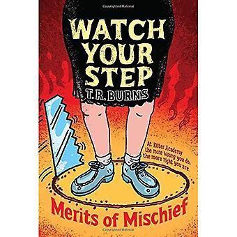 Titta på dina steg (meriter av rackartyg)