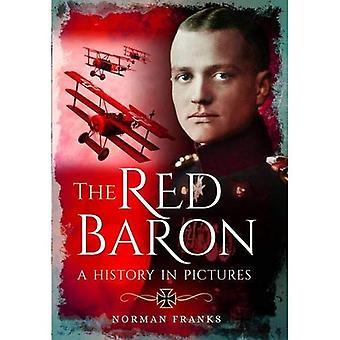 Le Baron rouge: Une histoire en images