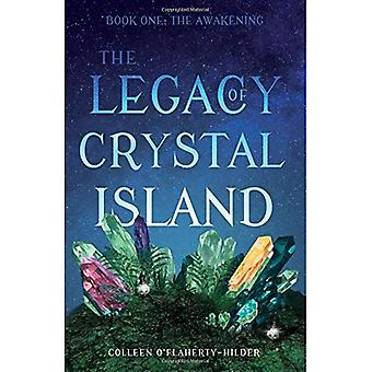 De erfenis van Crystal Island: boek één - het ontwaken
