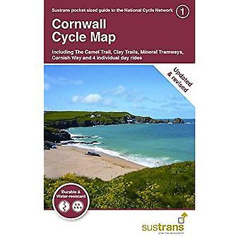 Cornwall Radkarte 1