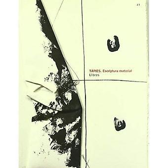 Antoni Tapies: Pisanie materiału
