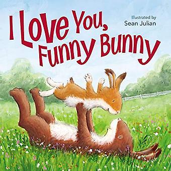 Ik hou van je, Funny Bunny [Board boek]